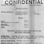 Information Items Digitized