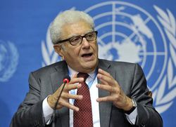 War Crimes Expert Mahmoud Cherif Bassiouni Dies