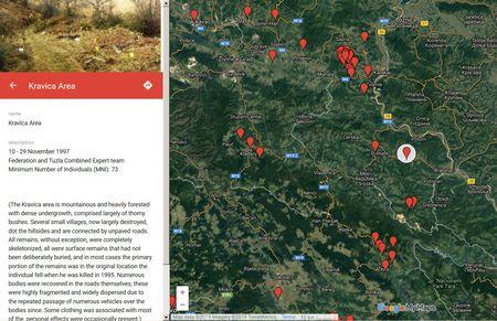 Invitation to create the web frontend of Blinken OSA's Yugoslavia Archive portal