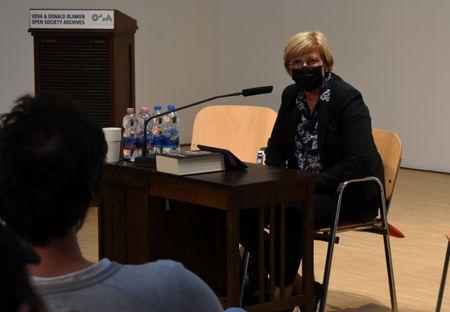 Ingrid Carlberg at Blinken OSA