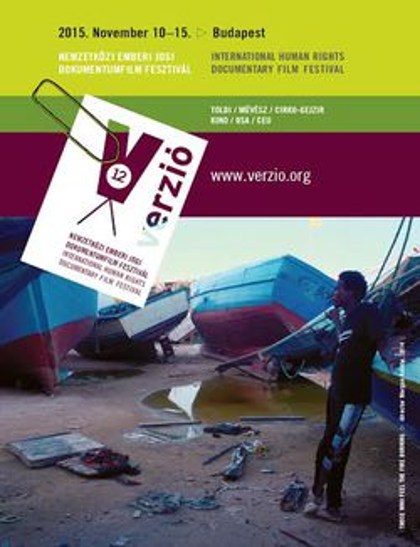 12th Verzio International Human Rights Documentary Film Festival