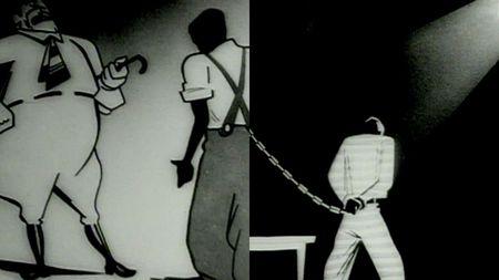Shooting the Revolution Film Series -  Soviet Propaganda Animation 1