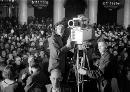 Sergei Loznitsa: The Trial – Film Screening