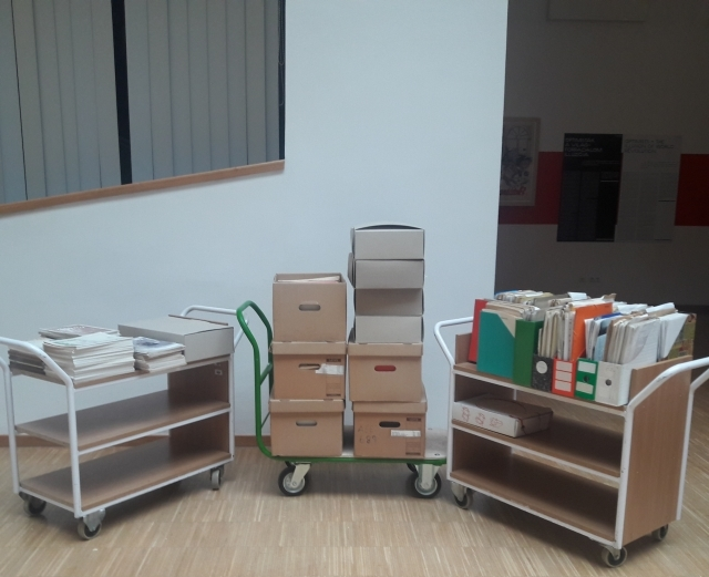 Ádám Modor's collection at Blinken OSA