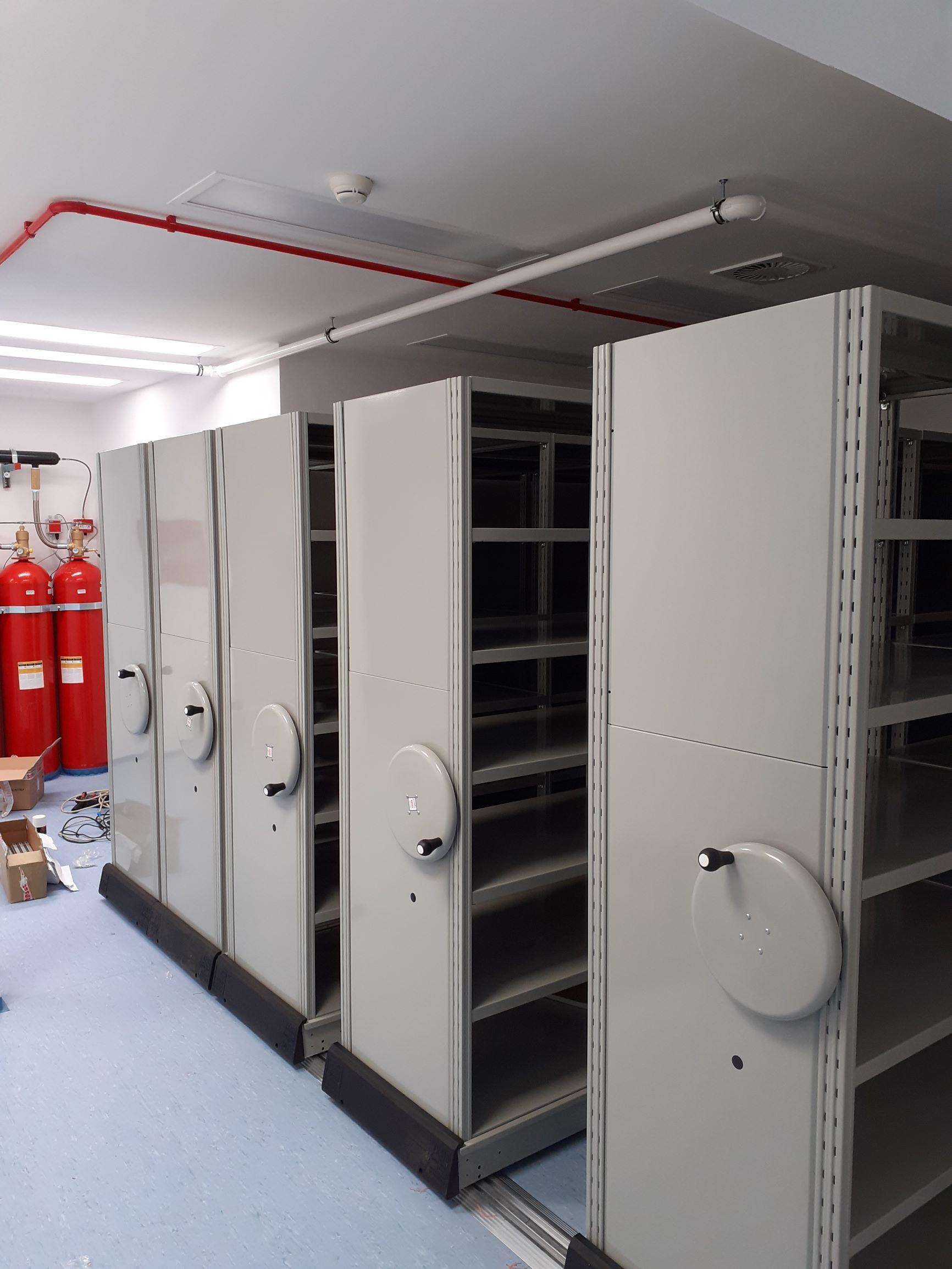 The future repository of the archives at Potočari. Photo: Azir Osmanovic