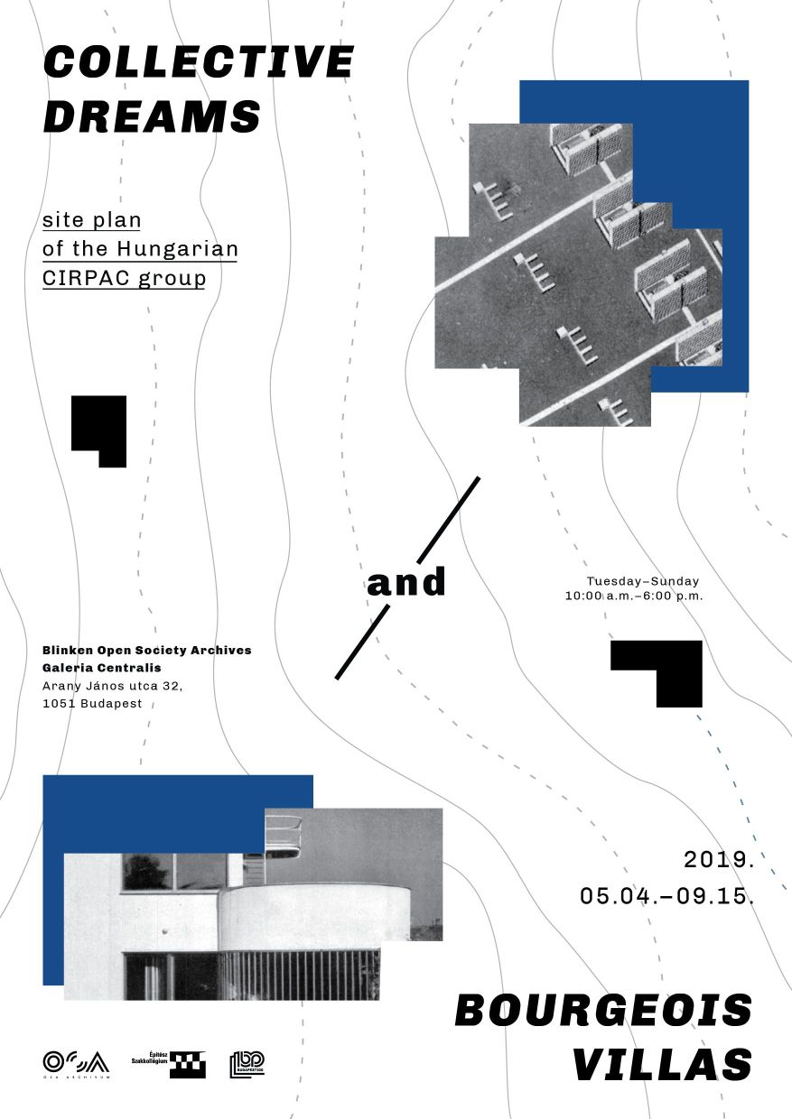 Collective Dreams and Bourgeois Villas – Site Plan of the Hungarian CIRPAC Group