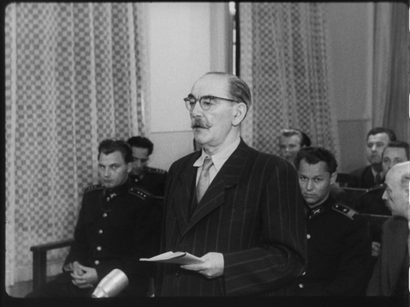 Film Screening: The Criminal Case of Imre Nagy and his Accomplices
